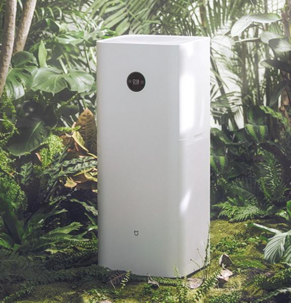 Очиститель воздуха Xiaomi Mi Air Purifier Max-для комнат до 120 квадратных метров