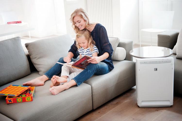 Очиститель воздуха-в детской