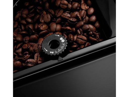 Степень помола зёрен в кофемашине