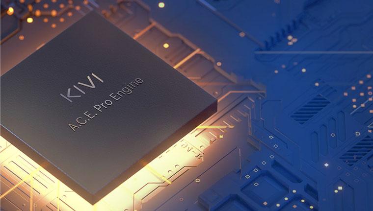 Телевизор KIVI 43U710KB процессор