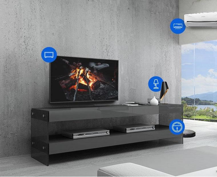 Телевизор KIVI 43U710KB умный дом