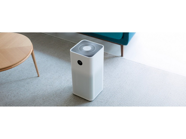 Xiaomi Mi Air Purifier 3H-в интерьере фото 3