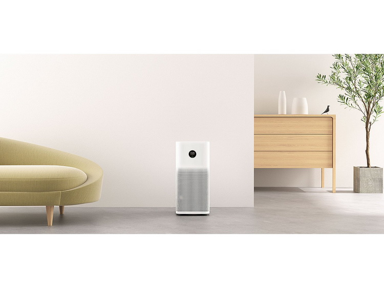 Xiaomi Mi Air Purifier 3H-в интерьере фото 4