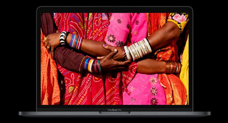 чип M1-на MacBook Pro 13