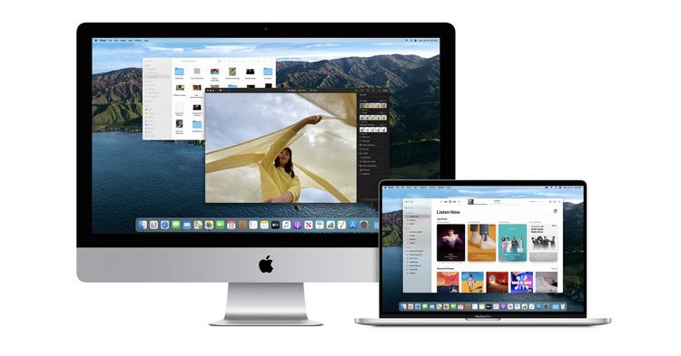 macOS Big Sur-что нового