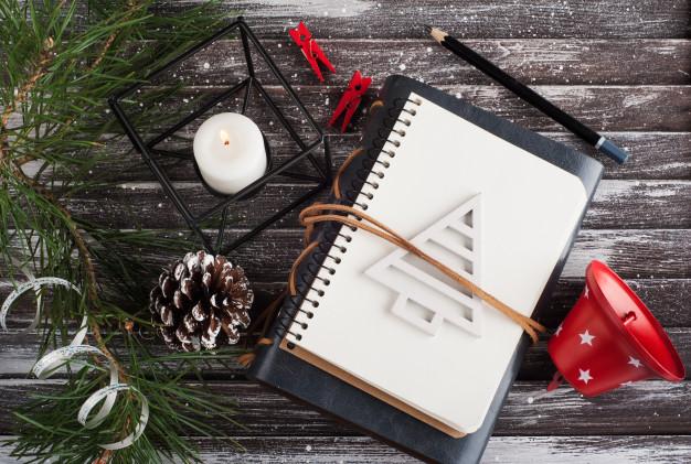 Итоги года-блокнот для записей
