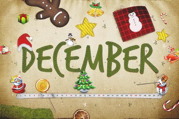 Новый год-декабрь