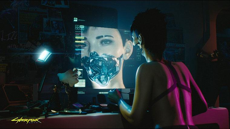 Cyberpunk 2077 импланты