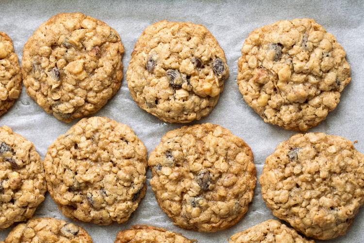 Овсяное печенье-рецепт