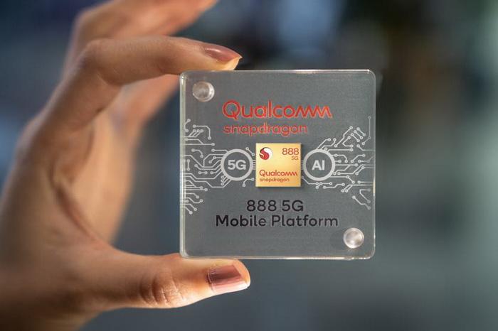Snapdragon 888-новый чипсет