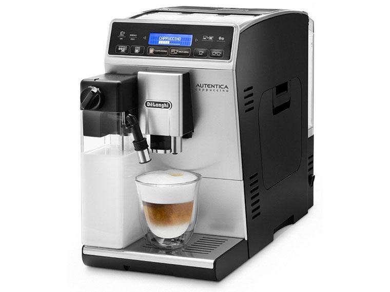 Кофемашина Delonghi ETAM29.660.SB Autentica Cap