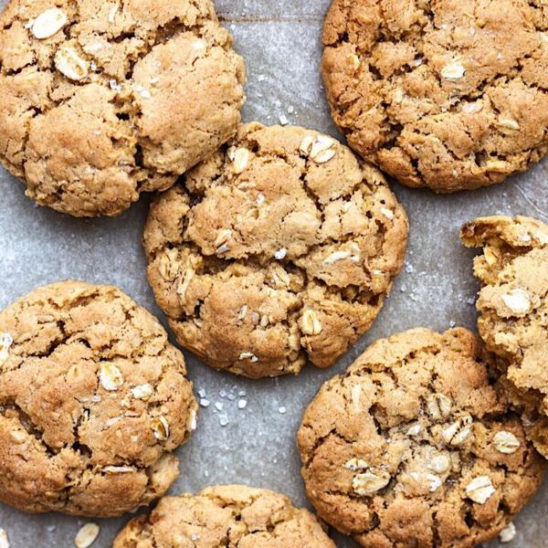 oat cookies-десерт