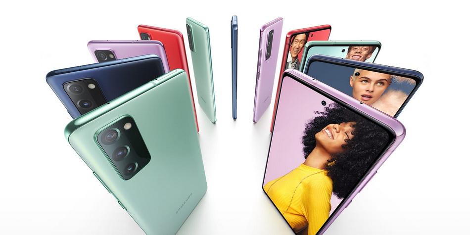 Samsung Galaxy S20 FE-новый флагман