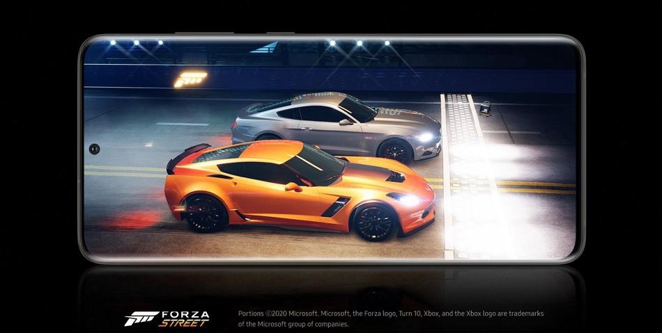 Samsung Galaxy S20 Ultra-игровые возможности