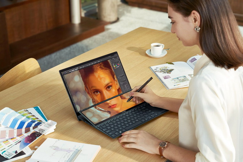 ASUS ZenBook Duo-опыт использования