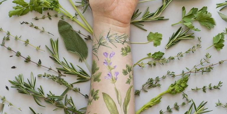 Букет гарни-пряные травы