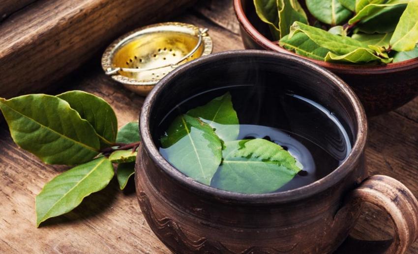 чай-с лавровым листом