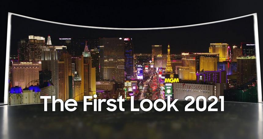 First Look 2021 Samsung-первый взгляд в 2021