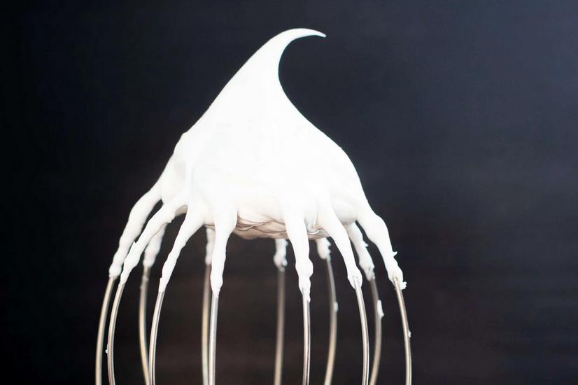 French meringues-устойчивые пики приготовление.