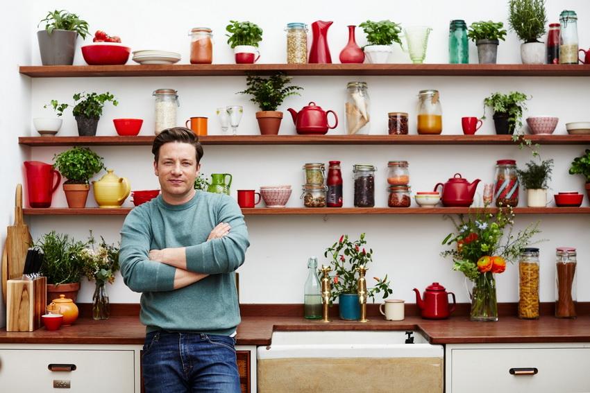 James Trevor Oliver-повар