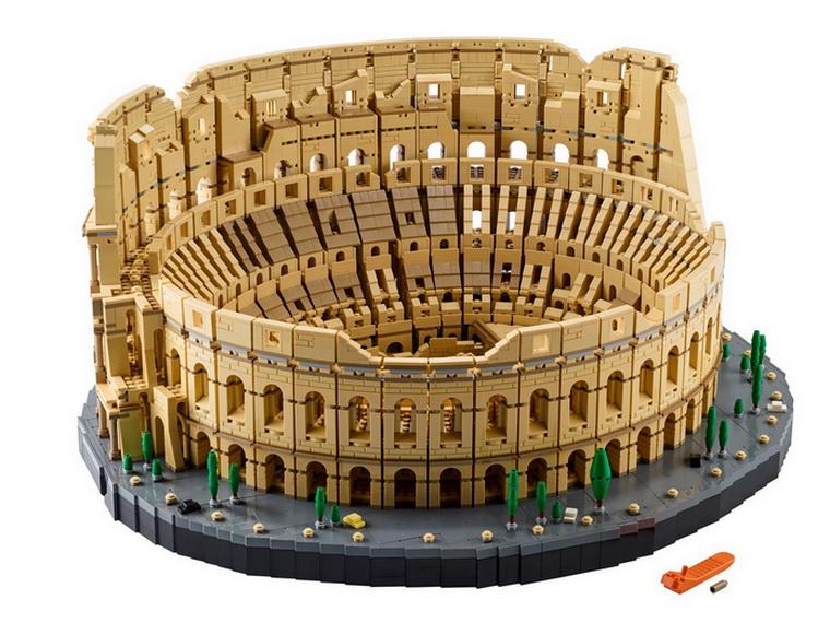 Колизей-Лего.