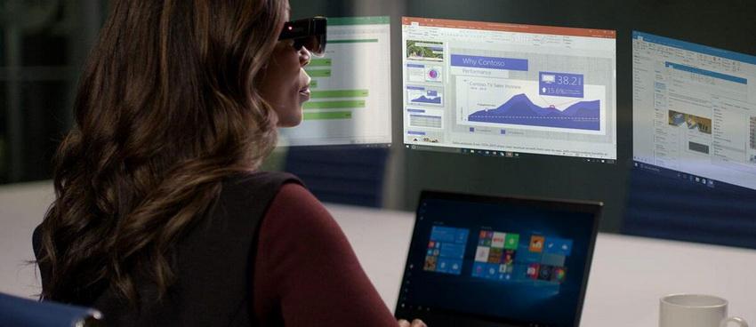 Lenovo ThinkReality AR-новинка