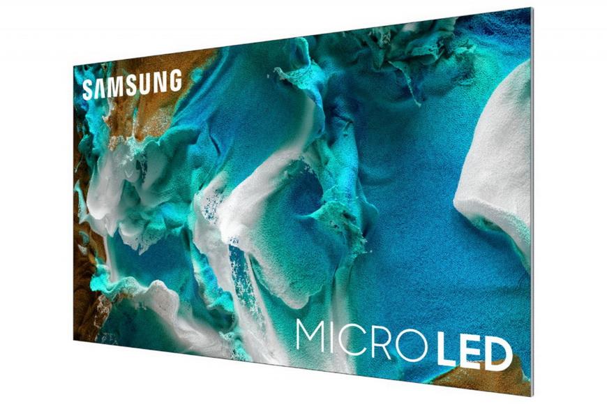 MICRO LED-Samsung.