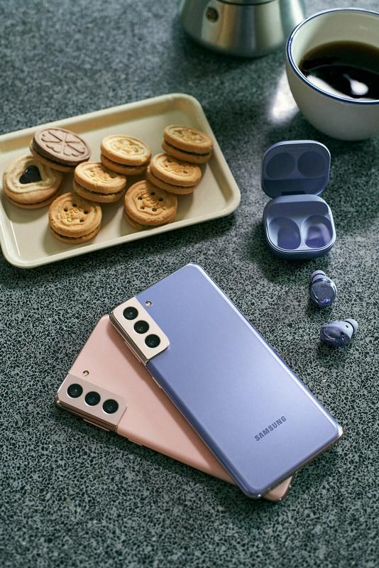 Samsung Galaxy Buds Pro-Samsung Galaxy S21