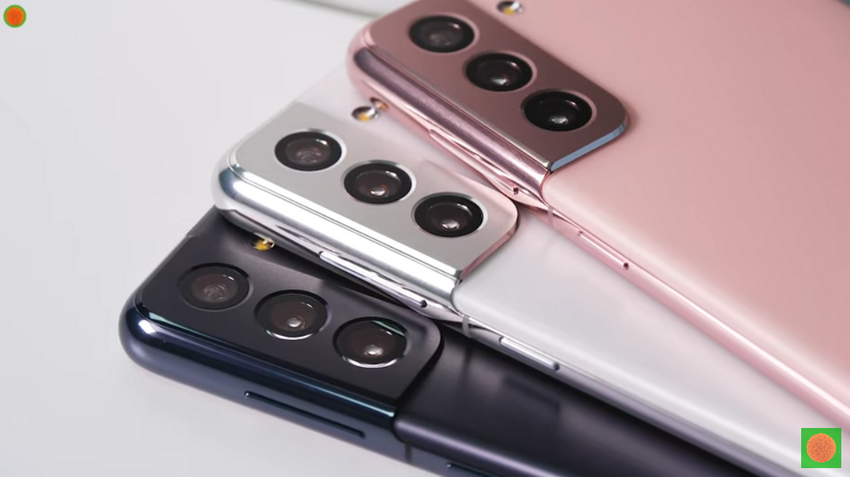 Samsung Galaxy S21-камеры