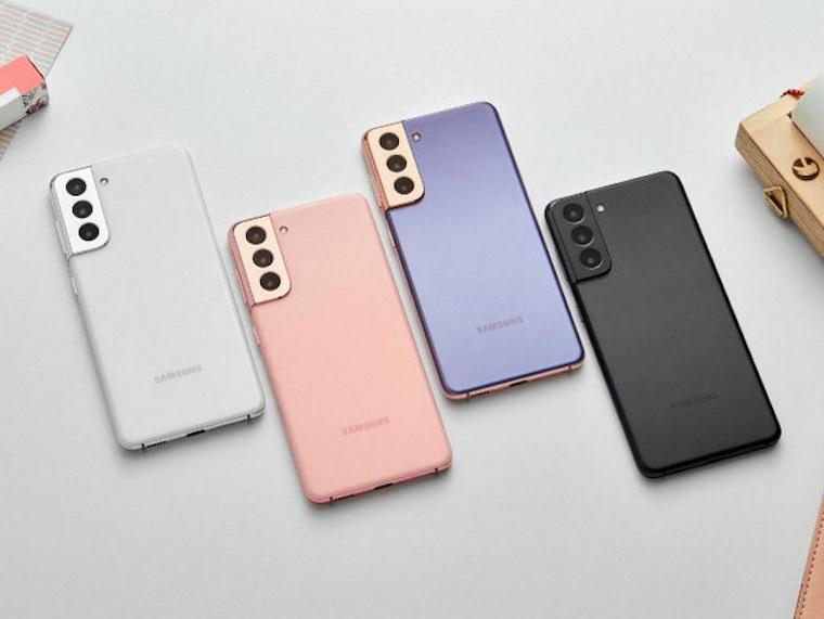 Samsung Galaxy S21-расцветки