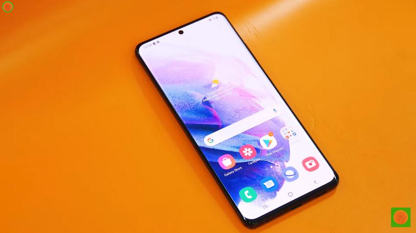 Samsung Galaxy S21 ультра-новинка