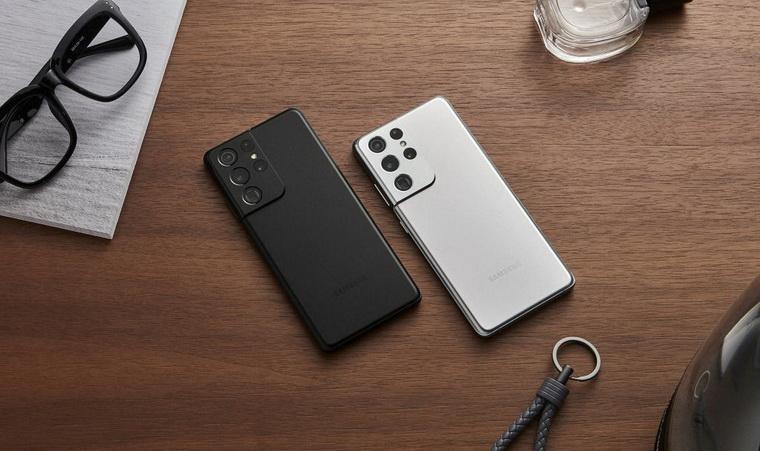Samsung Galaxy S21 Ultra-задняя панель основная камера