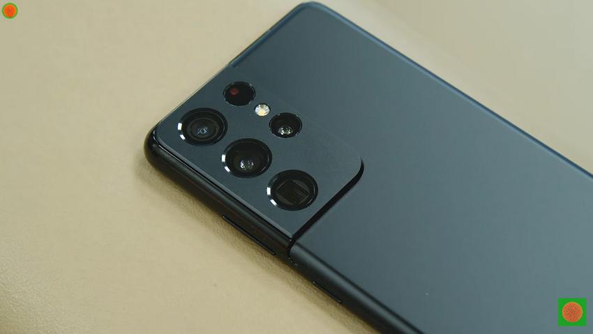 Samsung Galaxy S21 ultra-задняя панель