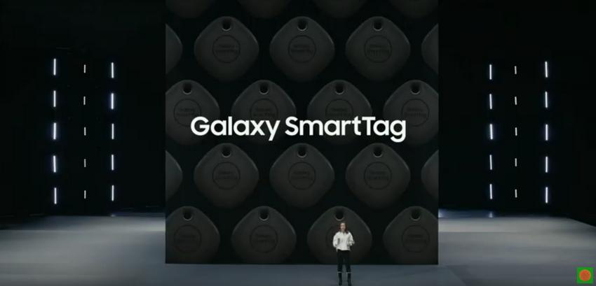 Samsung Galaxy-SMARTTAG умный гаджет