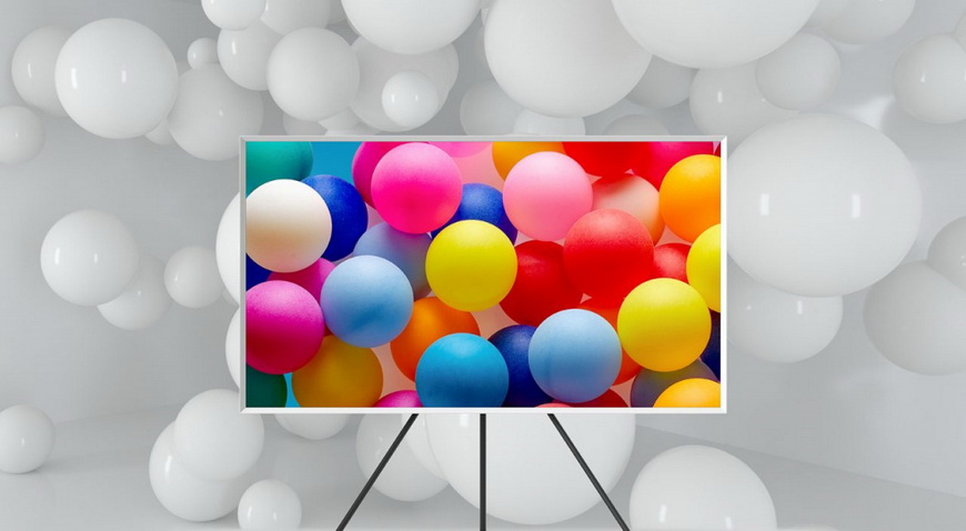 Samsung-линейка телевизоров Lifestyle TV
