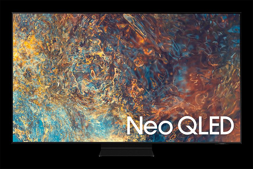 Samsung Neo QLED-новые технологии