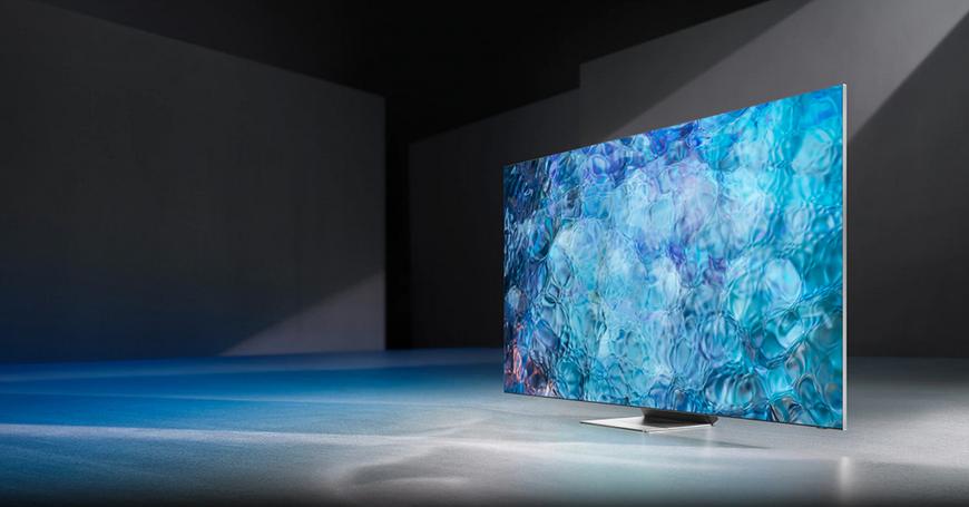 Samsung-новые дисплейные технологии.