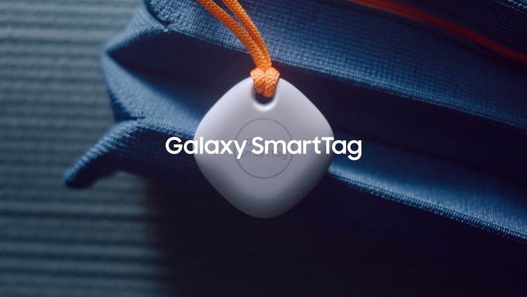 Samsung SmartThings-объектный трекер