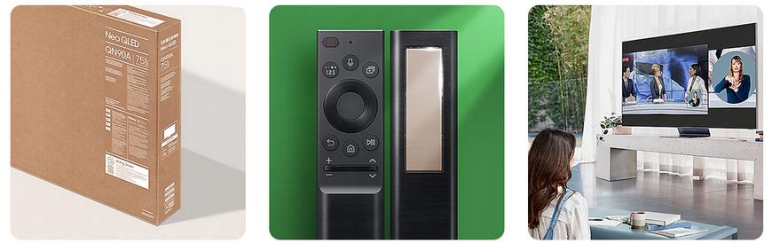 Samsung-ТВ для лучшего завтра