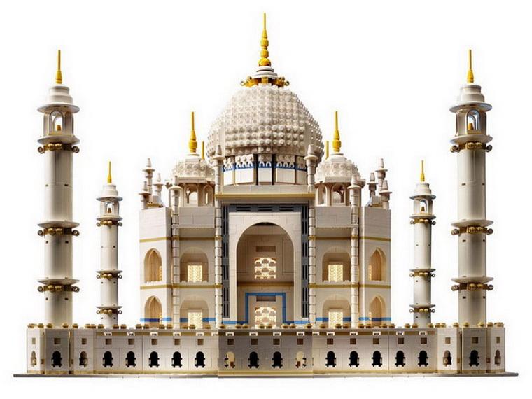 Тадж-Махал-Лего.