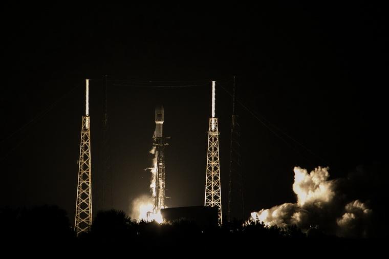 Turksat 5A Mission-запуск спутника