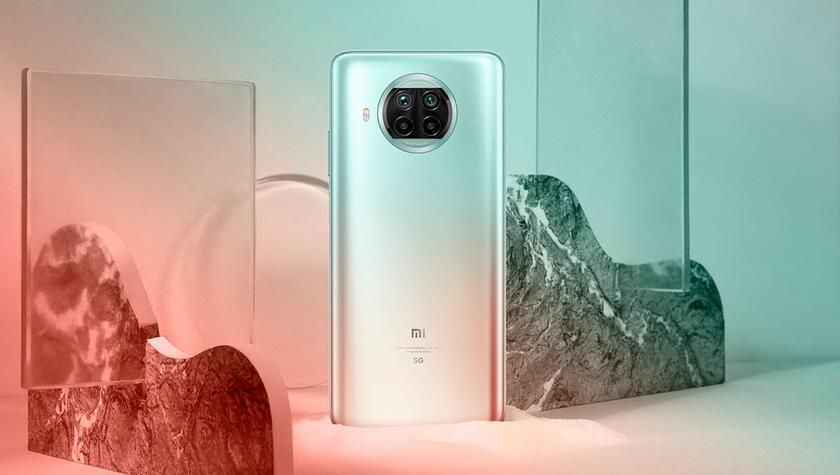 Xiaomi Mi 10i-полуфлагман-новинка