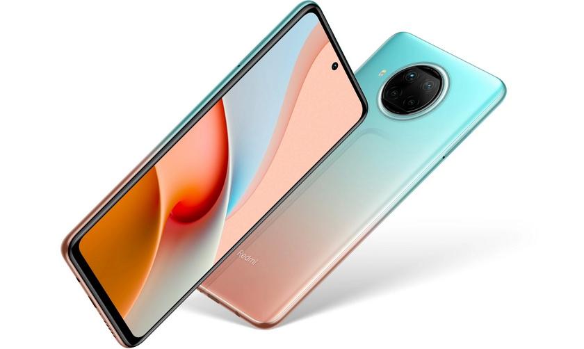 Xiaomi Mi 10i-ракурсы