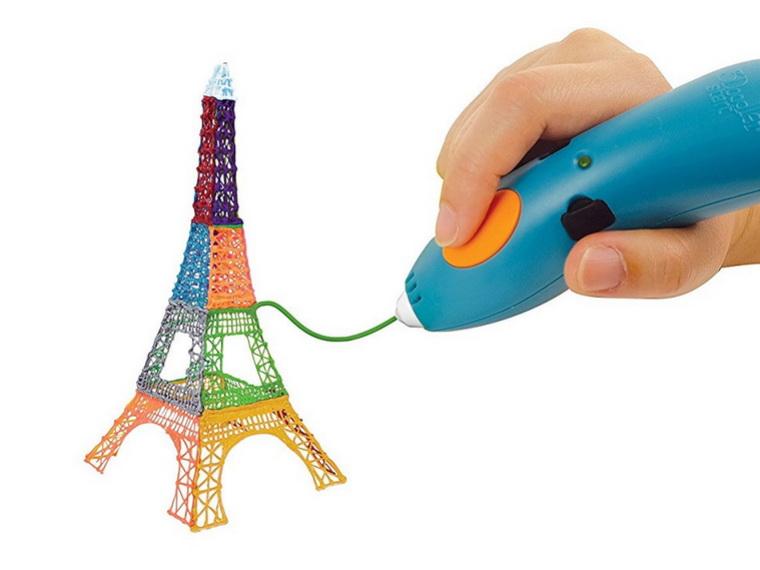ручка 3Doodler Креатив 48 стержней-что можно сделать.