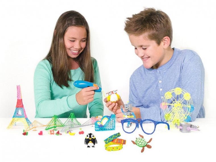 3Doodler Креатив 48 стержней для детского творчества.