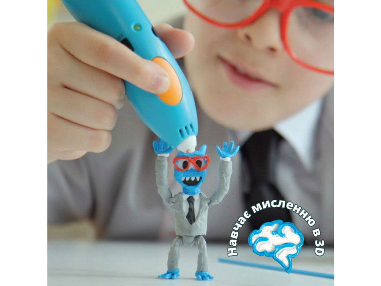 ручка 3Doodler Креатив 48 стержней-креатив