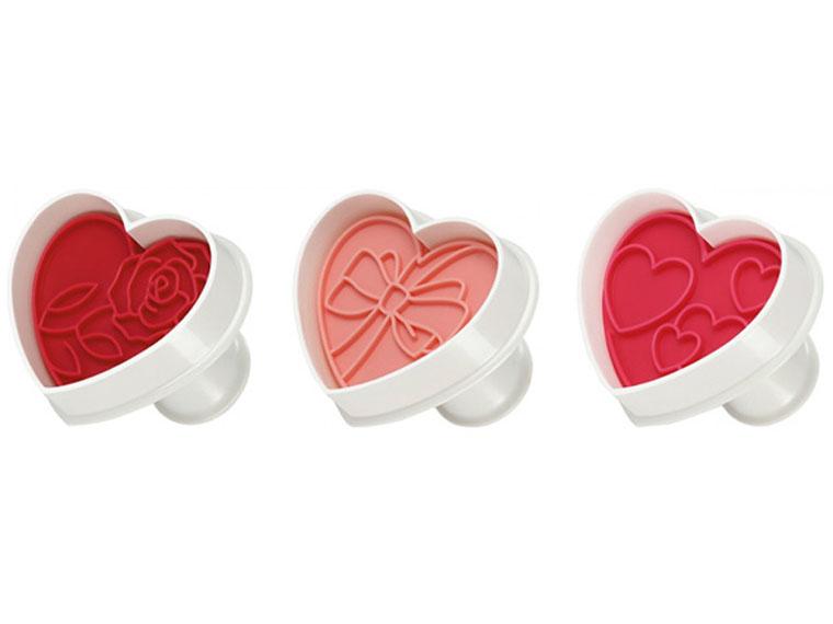 Набор форм для печенья Tescoma 630856