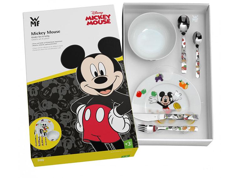 Набор Микки Маус в коробке