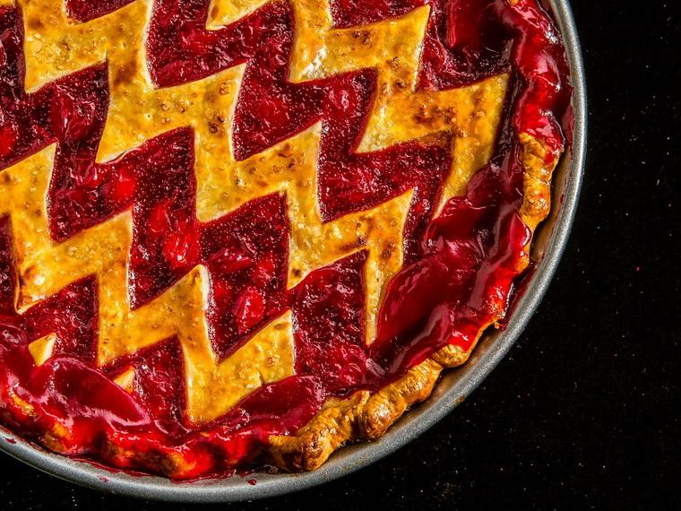 twin peaks-pie