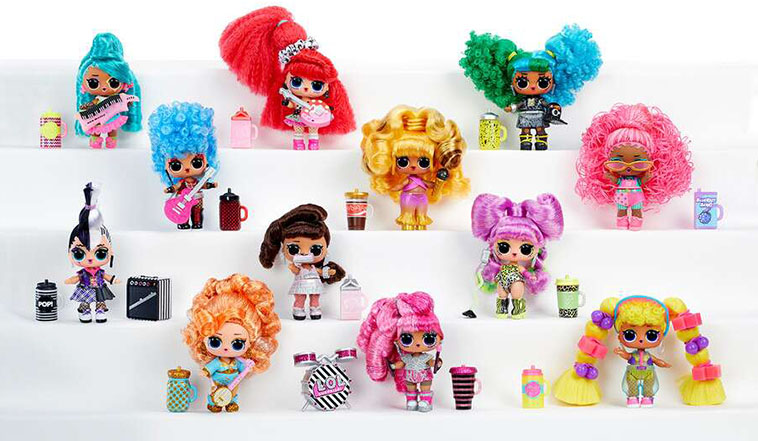 Все куклы из серии